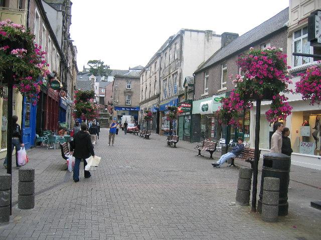 Inglis Street, Inverness