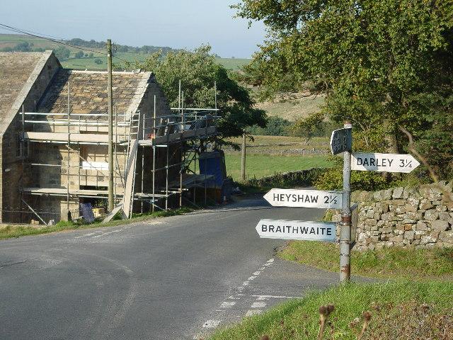Padside Crossroads