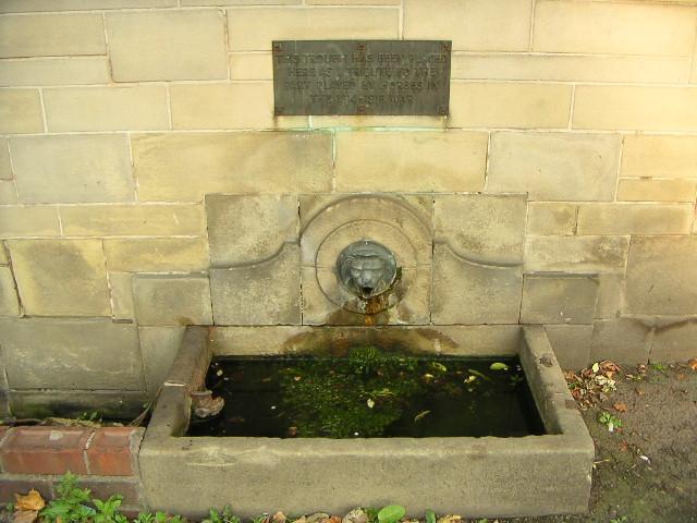 Horse War Memorial