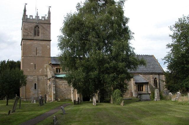 Fladbury Church