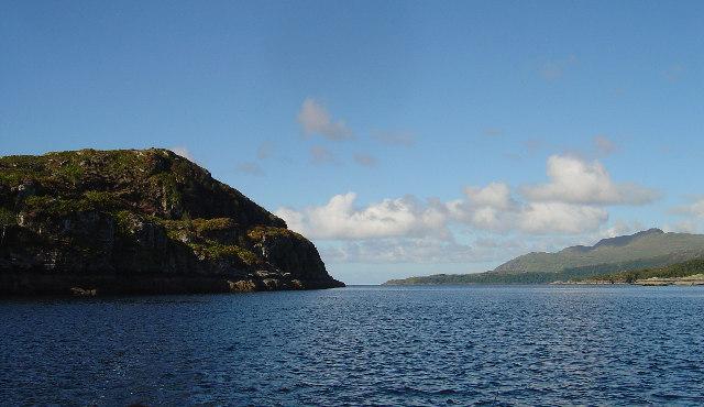 Island of Risga, Loch Sunart