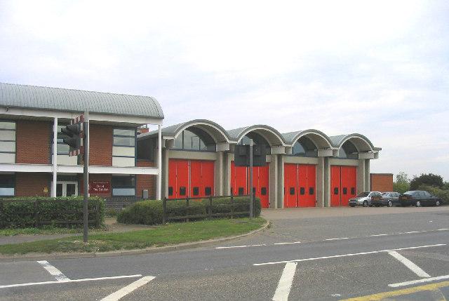 Orsett Fire Station, Essex
