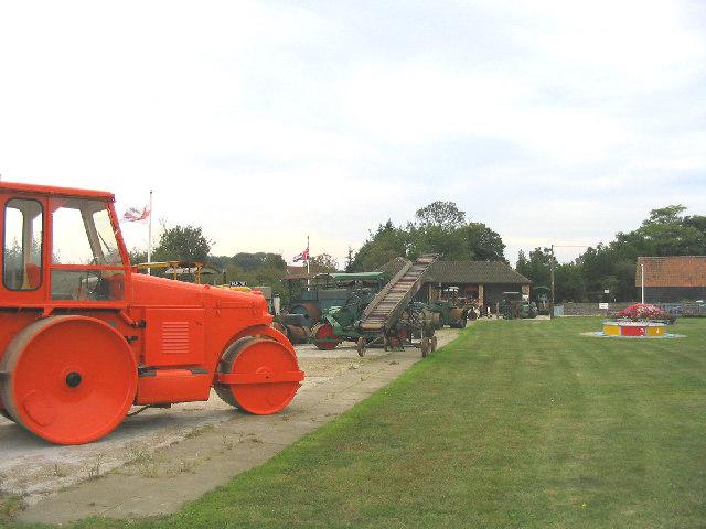 Walton Hall Farm Museum, Mucking, Essex
