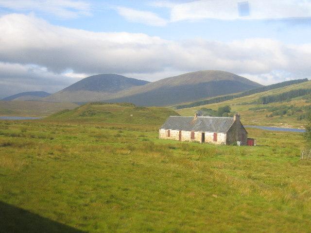 Inver by Loch Gowan