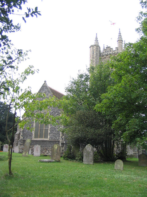 Parish Church, Stanford-le-Hope, Essex