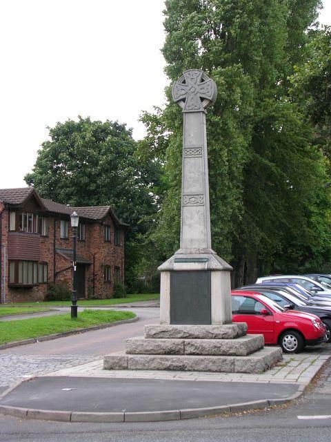 Heaton Mersey War Memorial