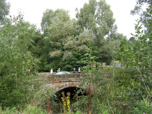Clayton Mill Bridge