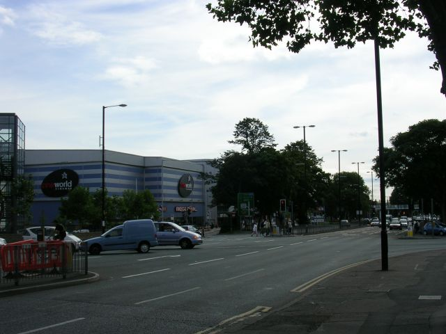 Parrs Wood Centre