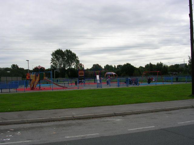 Craig Road Play Area.