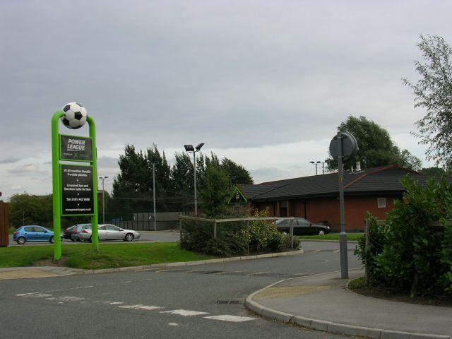 Power League Soccer Centre