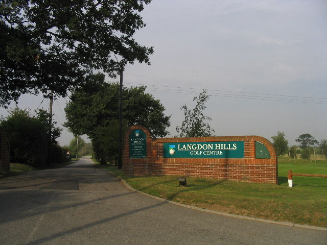 Langdon Hills Golf Centre, Essex