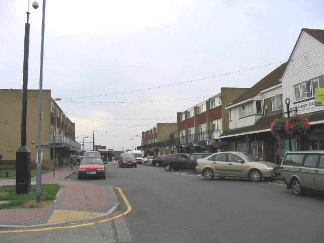Corringham Town Centre, Essex