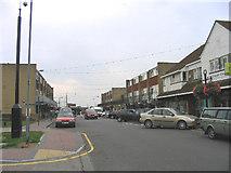 TQ6983 : Corringham Town Centre, Essex by John Winfield
