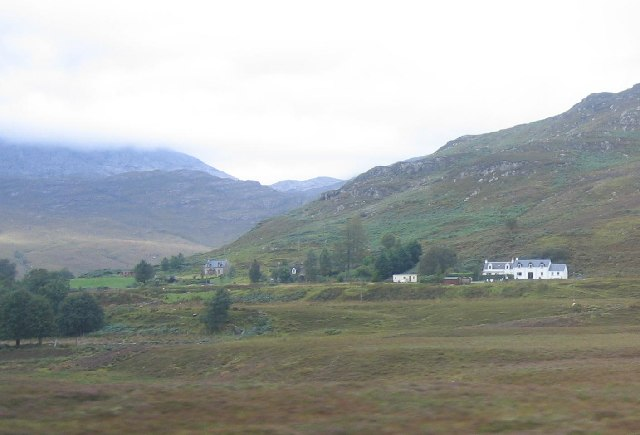 View towards Coulags, Glen Carron