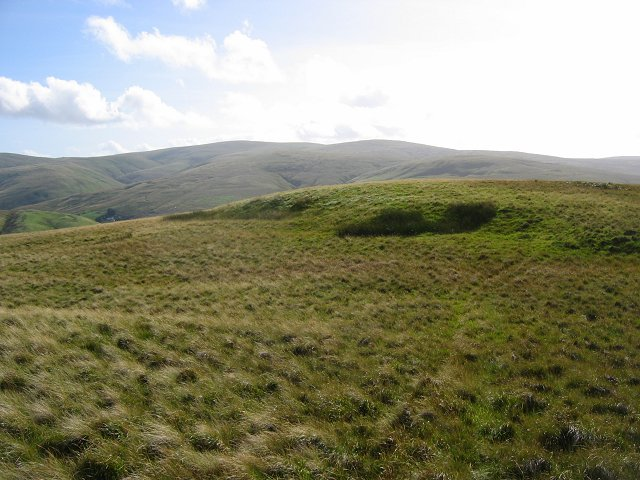 West top, Wether Hill.