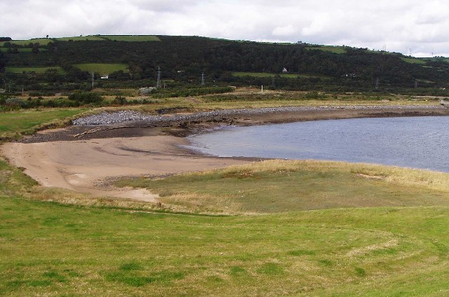 Coastline East of Burry Port