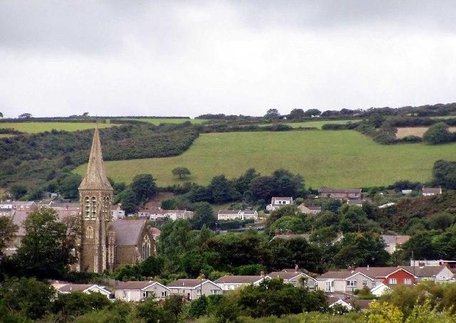 St Mary's Church, Burry Port.