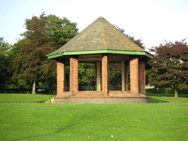 Bandstand, Rosehill Victoria Park