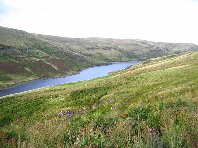Lower Glendevon Reservoir