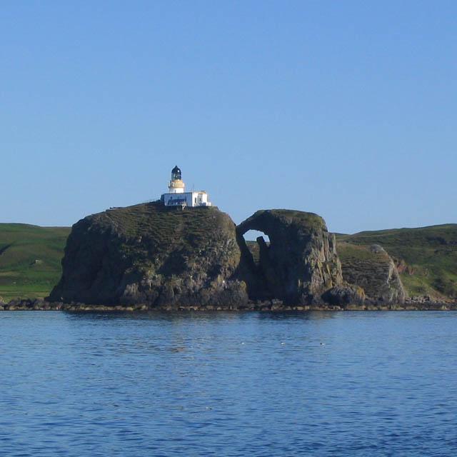 Sanda Island Lighthouse