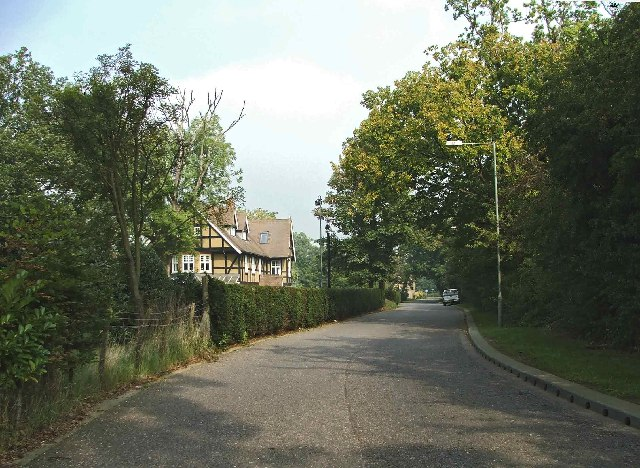 Rowley Lodge, Rowley Lane