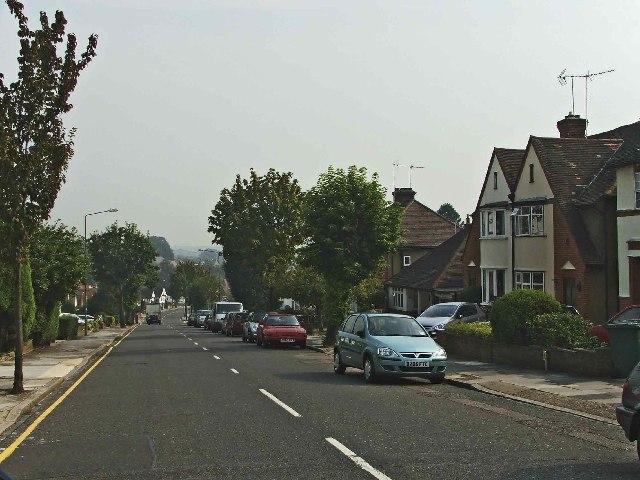 Meadway, Barnet