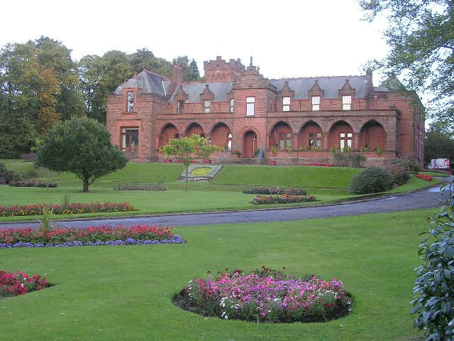 Boclair House, Bearsden