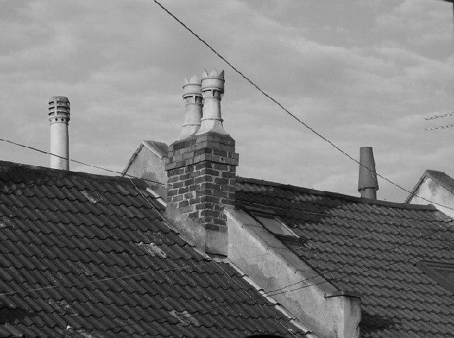 Bishopston chimneypots