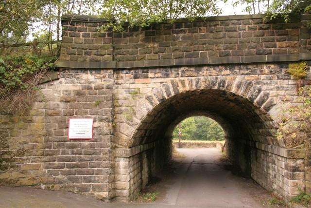 Railway Bridge, Brearley