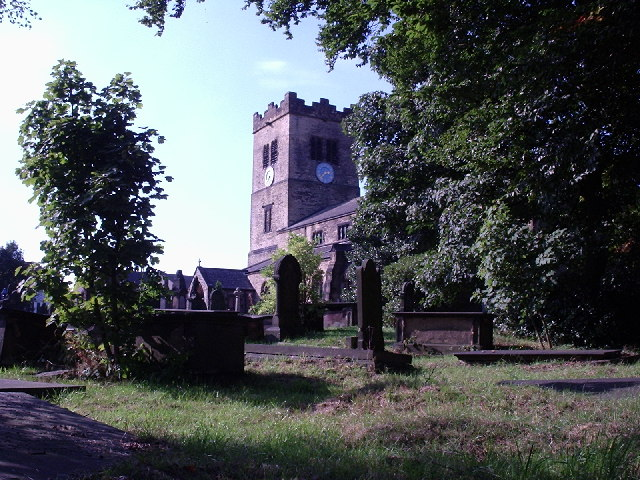 The Parish Church of St Paul Drighlington