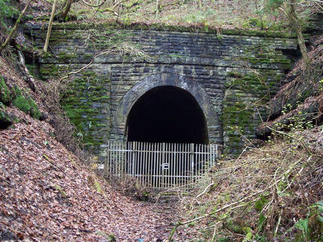 Merthyr Tunnel, Merthyr Tydfil
