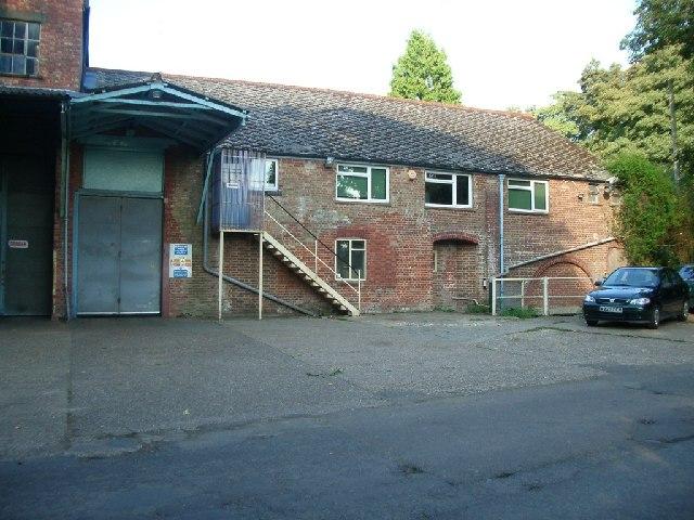 Wonham Mill