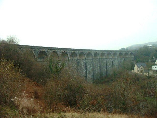 Cefn Coed Viaduct, Merthyr Tydfil