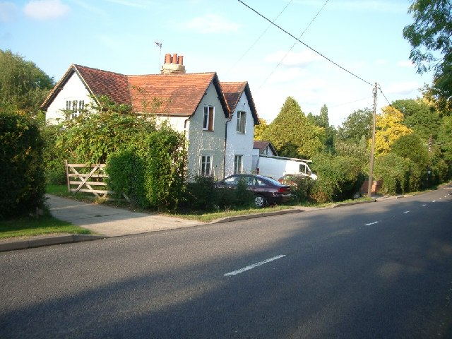 Houses at Bunce Common