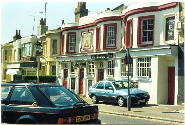 Railway Bell, Surrey Street