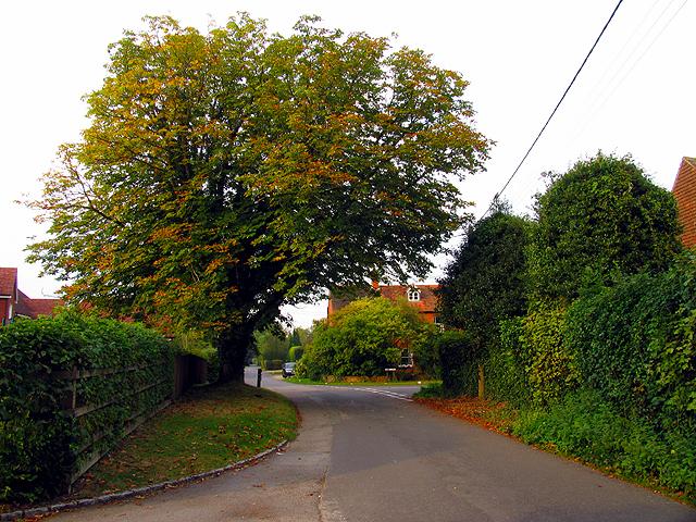 Residential Area near Highclere