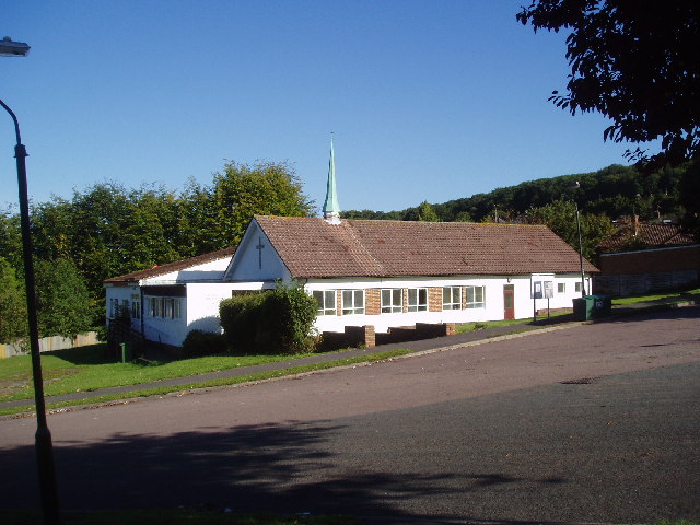 Old Lodge Lane Baptist Church, Purley, Surrey