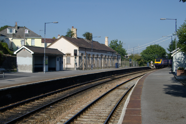 Saltash Railway Station