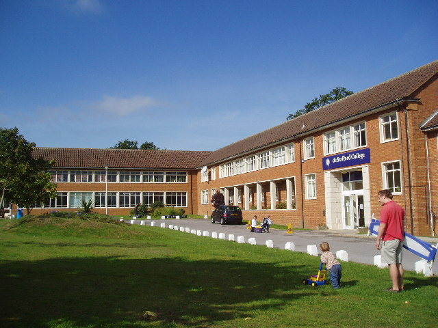 De Stafford College, Caterham, Surrey