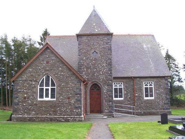 Bwlchyfadfa Chapel