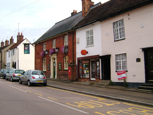 Post Office, Bocking Churchstreet, Braintree