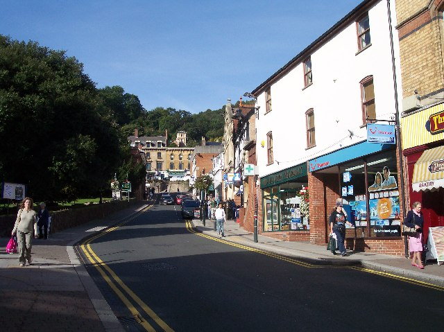 Church Street, Malvern
