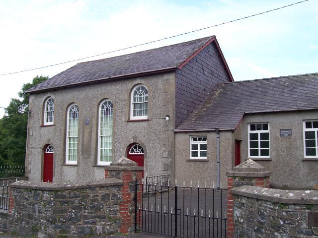 Nanternis Chapel