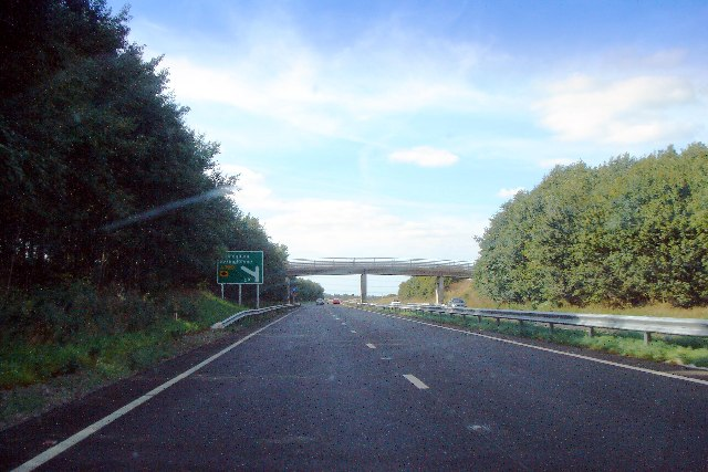 A180(T) near Habrough