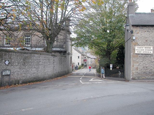 Castleton village