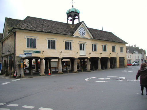 Tetbury townhall