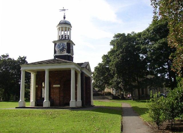 Ravensknowle Park, Dalton