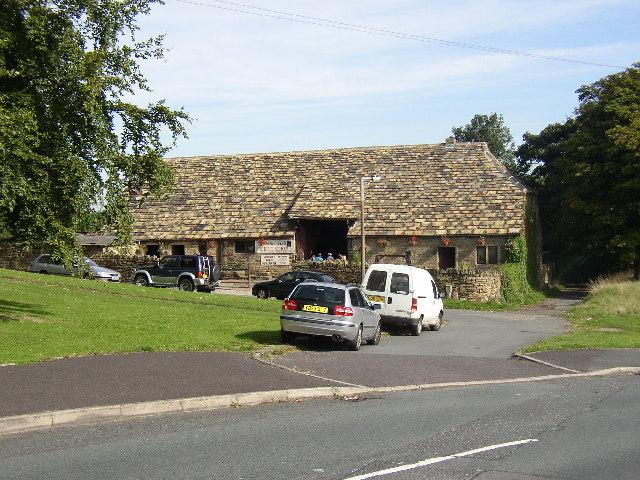 Nether Hall, Dalton