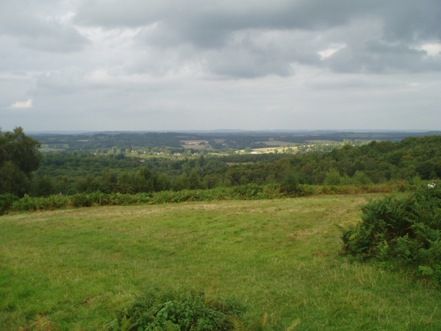 Ashdown Forest - Linton's car park