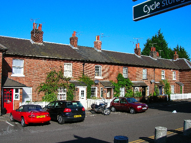 Station Cottages, Hassocks